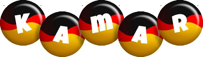 Kamar german logo