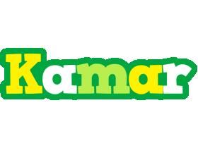 Kamar soccer logo