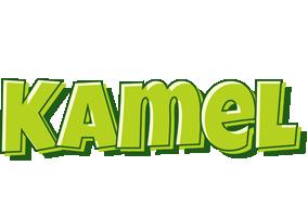 Kamel summer logo