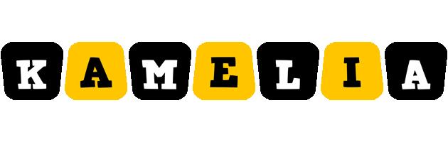 Kamelia boots logo