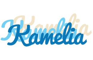 Kamelia breeze logo