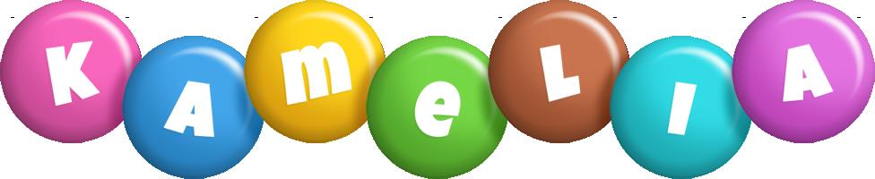 Kamelia candy logo