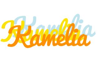 Kamelia energy logo