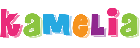 Kamelia friday logo