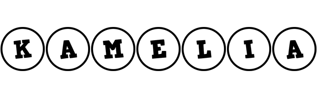 Kamelia handy logo