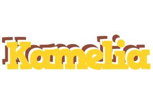 Kamelia hotcup logo
