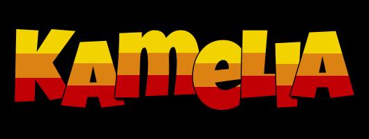Kamelia jungle logo