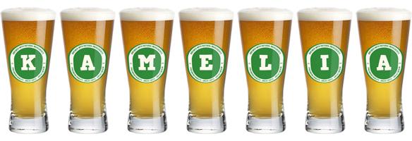 Kamelia lager logo