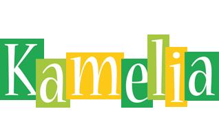 Kamelia lemonade logo