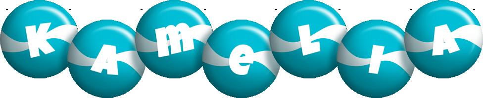 Kamelia messi logo