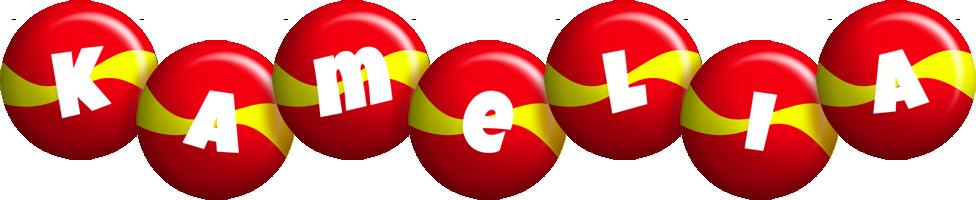 Kamelia spain logo