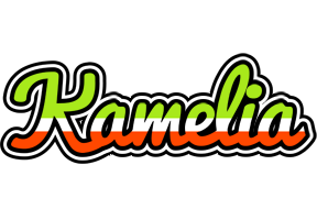 Kamelia superfun logo