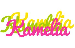 Kamelia sweets logo
