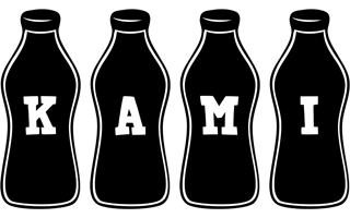 Kami bottle logo