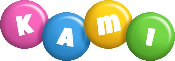 Kami candy logo