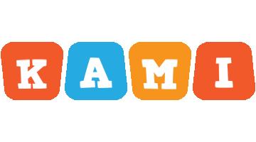 Kami comics logo
