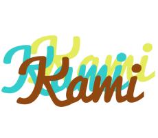 Kami cupcake logo