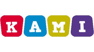 Kami daycare logo