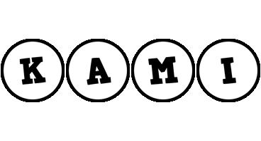 Kami handy logo