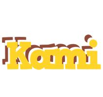 Kami hotcup logo