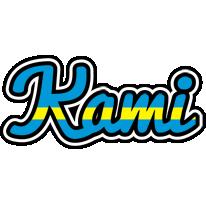 Kami sweden logo