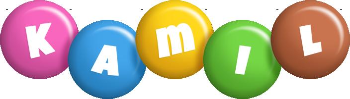 Kamil candy logo
