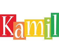 Kamil colors logo