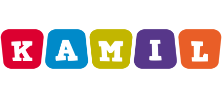 Kamil daycare logo