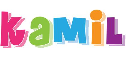 Kamil friday logo