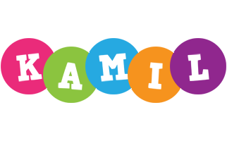 Kamil friends logo