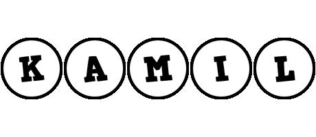 Kamil handy logo