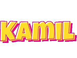 Kamil kaboom logo