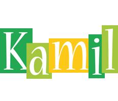 Kamil lemonade logo