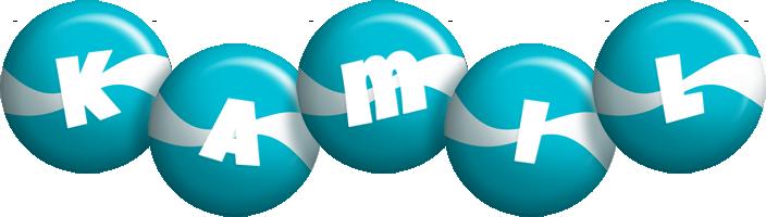 Kamil messi logo