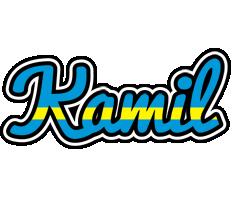 Kamil sweden logo