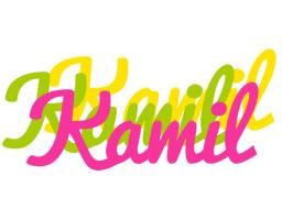Kamil sweets logo