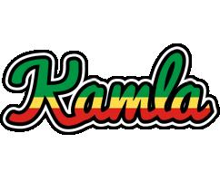 Kamla african logo