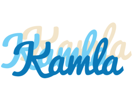 Kamla breeze logo
