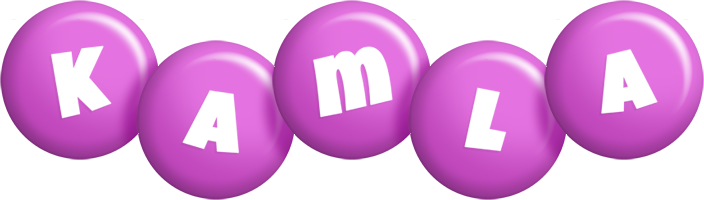 Kamla candy-purple logo