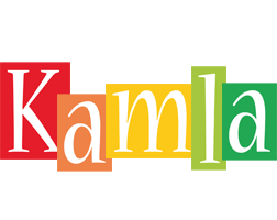 Kamla colors logo