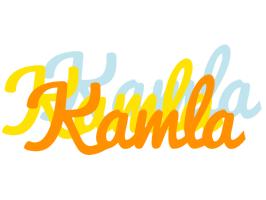 Kamla energy logo