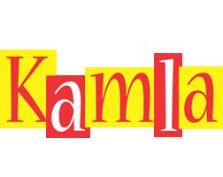 Kamla errors logo