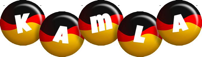 Kamla german logo