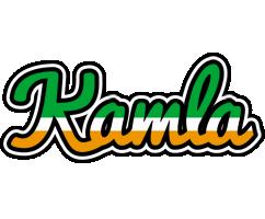 Kamla ireland logo