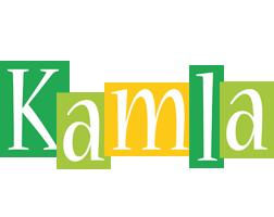 Kamla lemonade logo