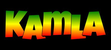 Kamla mango logo