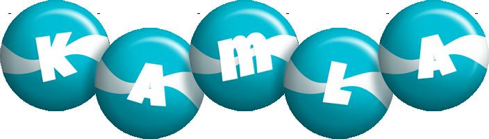 Kamla messi logo