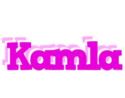 Kamla rumba logo