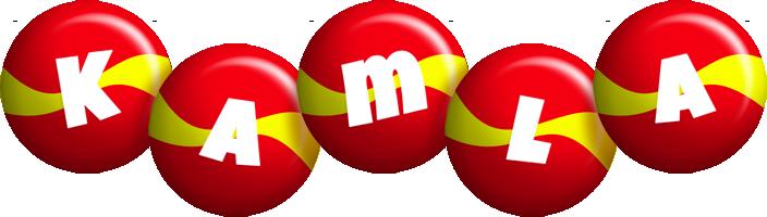 Kamla spain logo