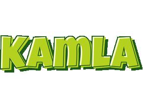 Kamla summer logo